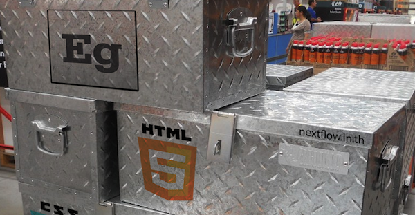 Web Standard Tool Box: Adobe Edge, HTML5, and CSS3