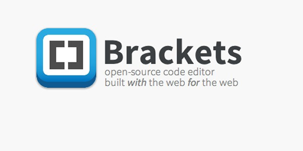 Adobe Brackets project banner