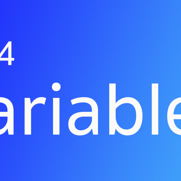 CSS4 Variables - blog post cover