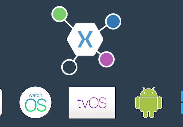 Xamarin.Essentials watchOS tvOS